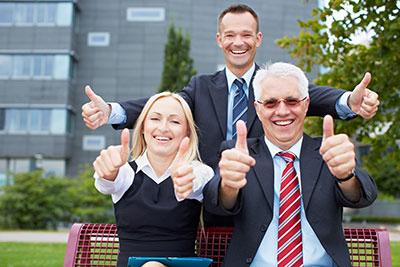 Firmenkunden Versicherungen