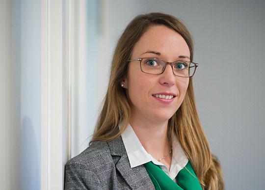 Stefanie Quentmeier Kundenberaterin