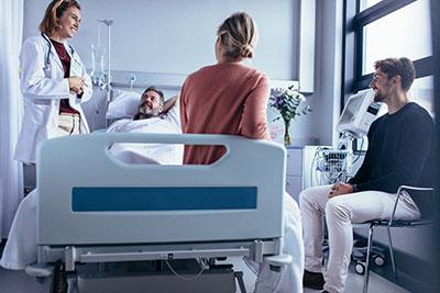 Krankenversicherung von der Gribbohmer